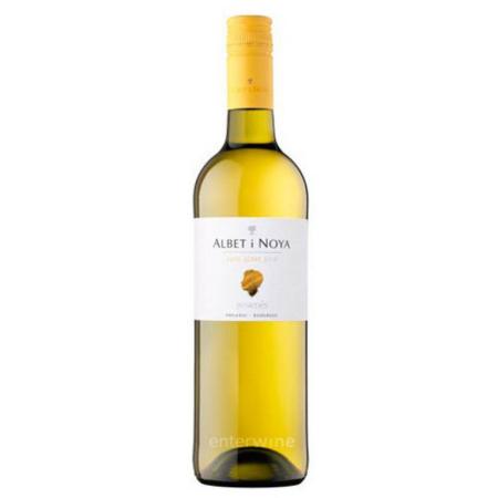 Vino blanco albert y noia