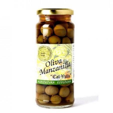 olivas manzainilla