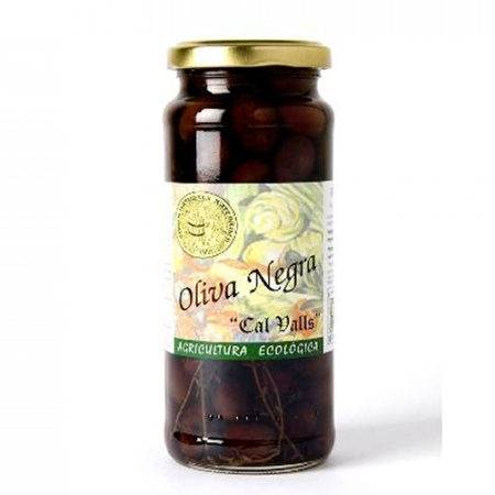 olivas negras