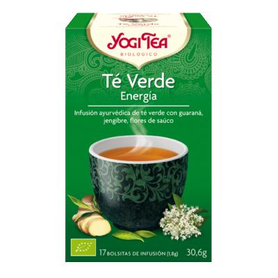 te verde yogi tea