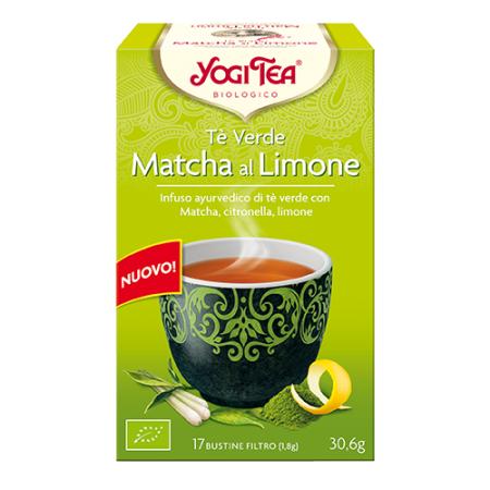 yogi tea macha limon