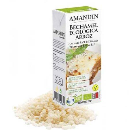 bechamel de arroz
