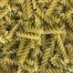 espirales de guisantes