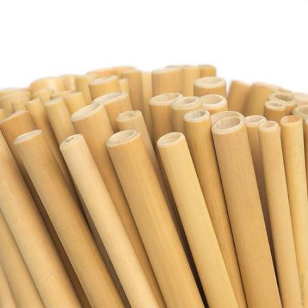 100 Bamboo Straws-2 peq
