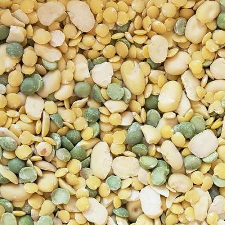 Mezcla legumbres para pure