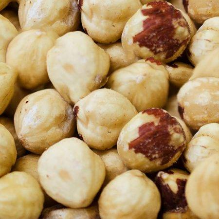 avellanas tostadas sin piel
