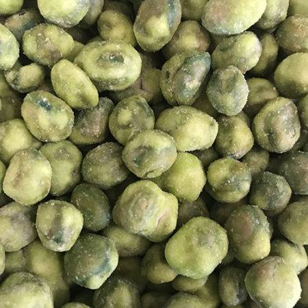 guisantes wasabi