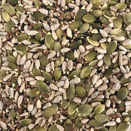 mix de semillas para ensaladas