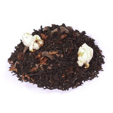 te negro, cafe y cacao