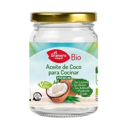 Aceite de coco biogran grande