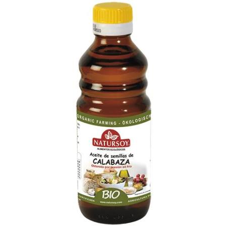 aceite de semillas de calabaza
