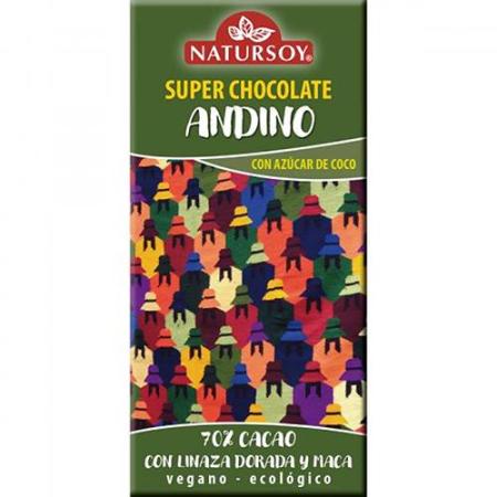 Chocolate andino