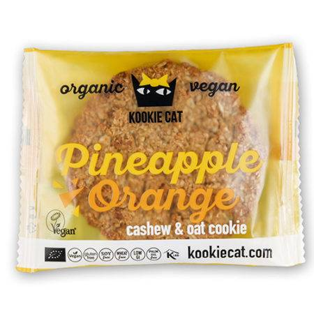 Kookiecat pineapple orange