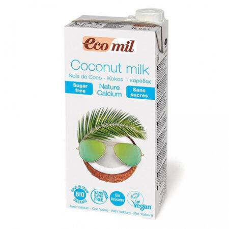 Leche coco ecomil