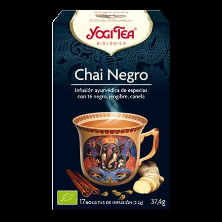chai negro yogi tea