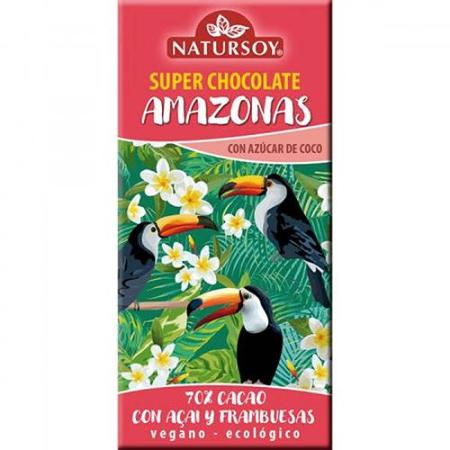 chocolate amazonas