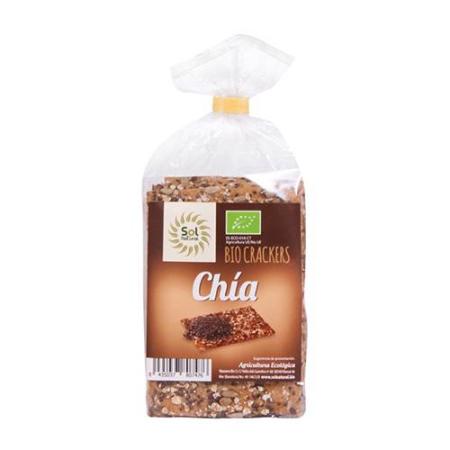 crackers chia