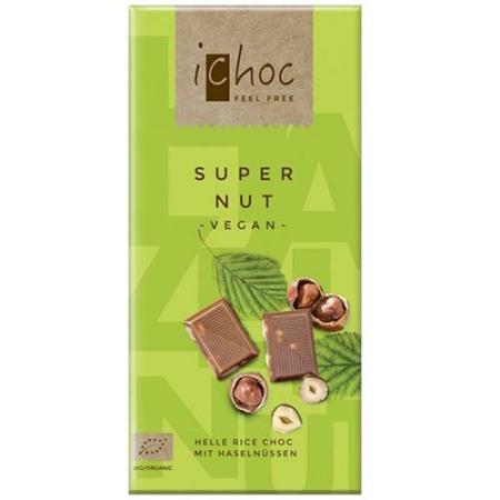 ichoc chocolate con avellanas