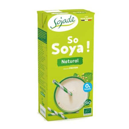 leche de soja sojade
