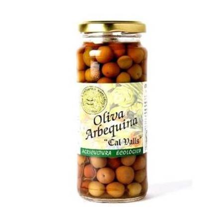 olivas arbequina