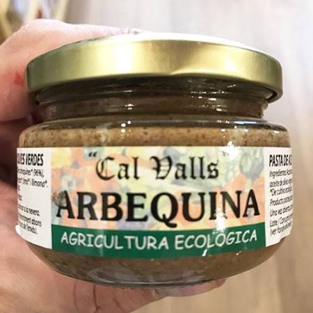 pate olivas arbequinas