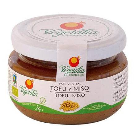 pate tofu y miso