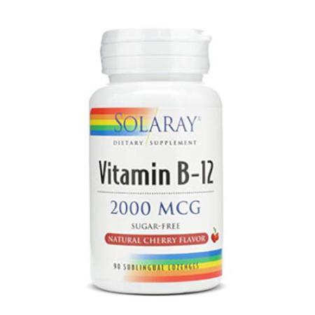 vitamina b12 solaray