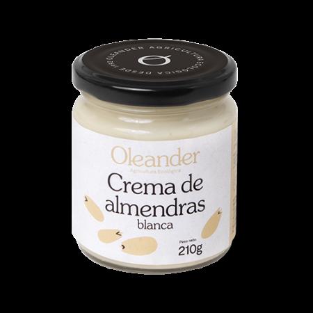 crema de almendras oleander