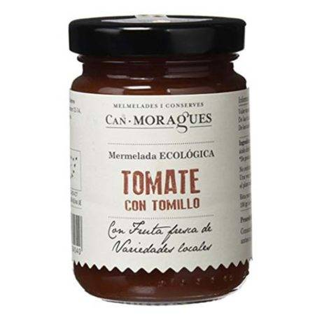mermeada tomate y tomillo