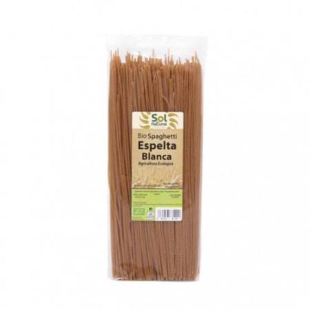 spaghetti espelta blanca
