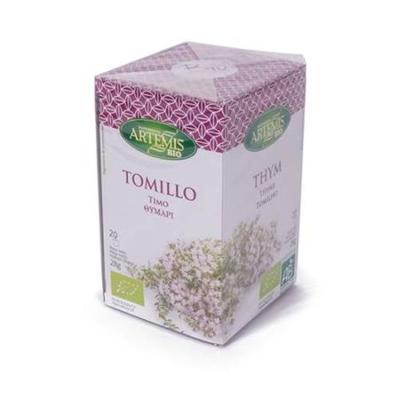 tomillo, artemis