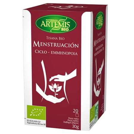 artemis estruacion