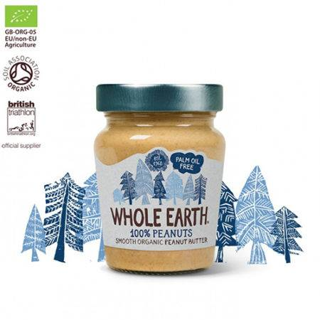 crema de cacahuete wole earth