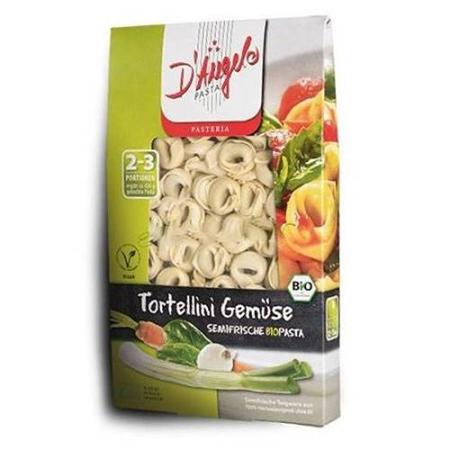 Tortellini verduras