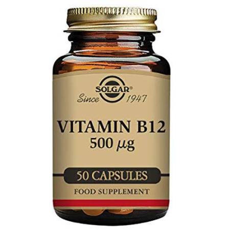 Vitamina B12 500