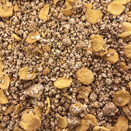 Crunchy de trigo sarraceno