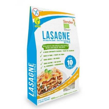 lasagne konjac