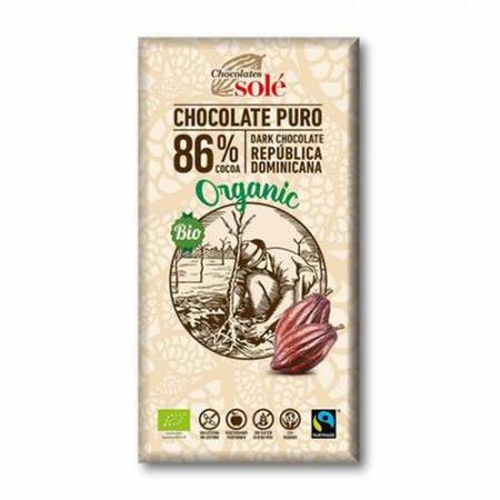 CHocolate negro 86%