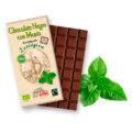 CHocolate negro con menta 2