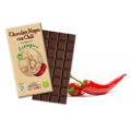 Chocolate negro con chile