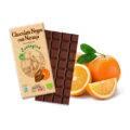 Chocolate negro con naranja 2